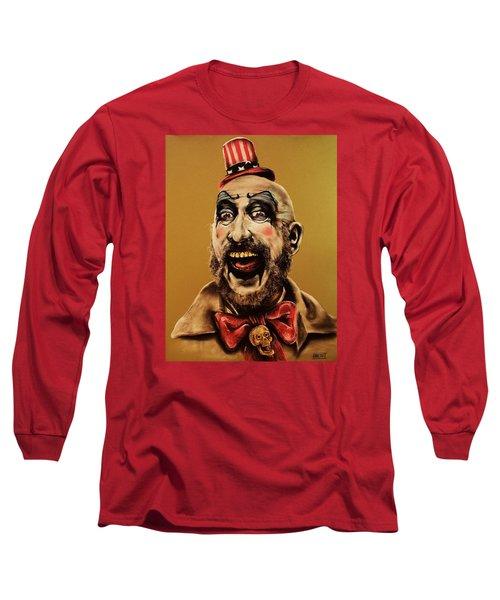 Captain Spalding Long Sleeve T-Shirt
