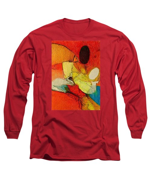 Caterpillar  Vision Long Sleeve T-Shirt by Cliff Spohn