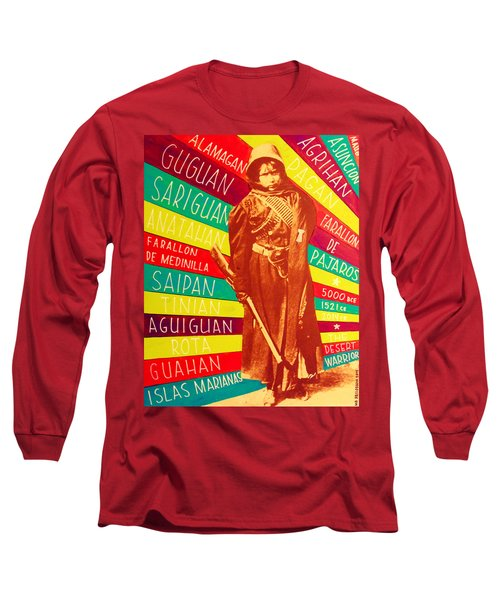 Chamorro Revolutionary Long Sleeve T-Shirt
