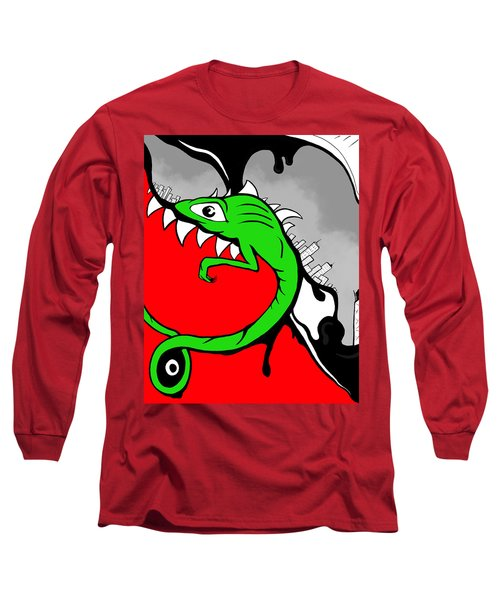 Change Long Sleeve T-Shirt