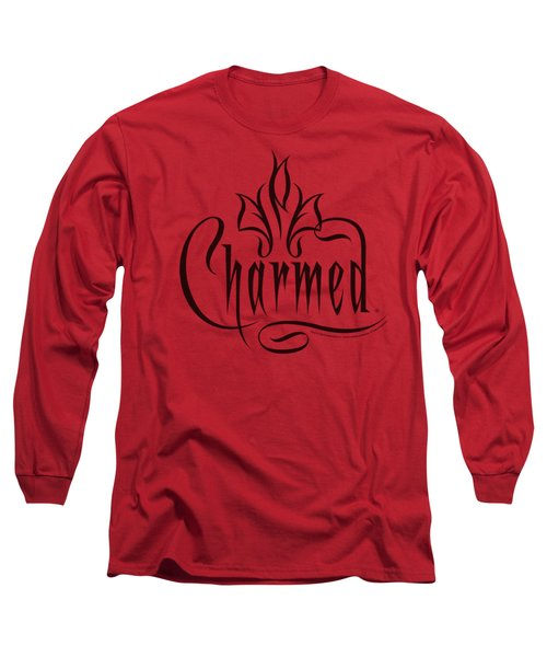 Charmed - Charmed Logo Long Sleeve T-Shirt