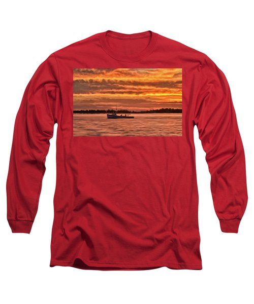 Chesapeake Watermen Long Sleeve T-Shirt