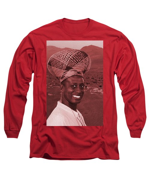 Chief Of The Desert Wf Long Sleeve T-Shirt