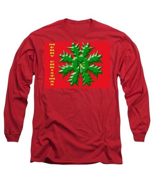 Christmas Card 1 Long Sleeve T-Shirt