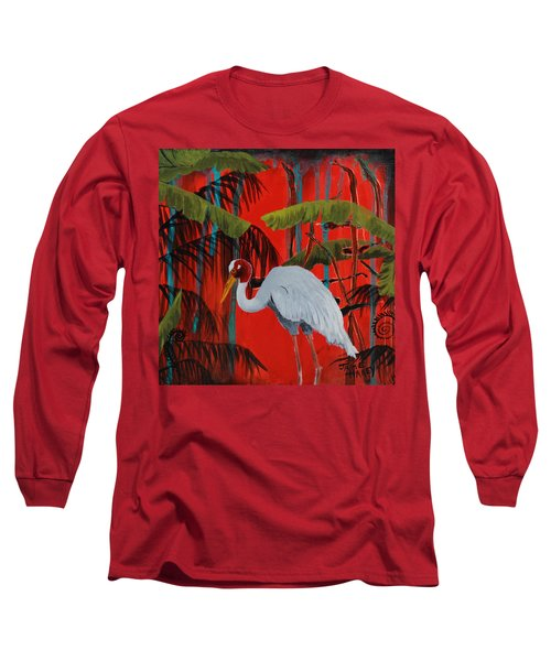 Cinnabar Nights Of Love 2 Long Sleeve T-Shirt