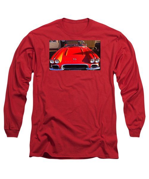 Classic Corvette Long Sleeve T-Shirt