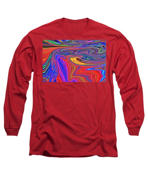 Long Sleeve T-Shirt featuring the photograph Cloister by Nick David