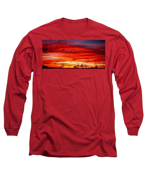 Coffee On Long Sleeve T-Shirt