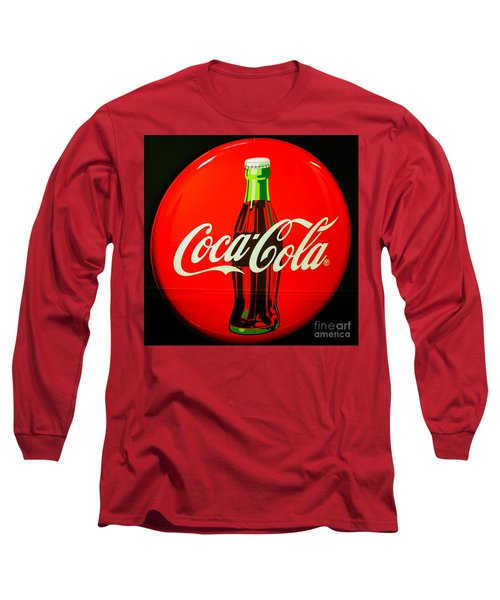 Coke Top Long Sleeve T-Shirt