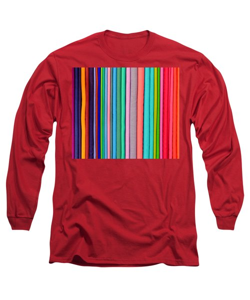 Colorful Pashminas Long Sleeve T-Shirt
