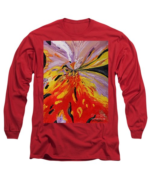 Colourburst Long Sleeve T-Shirt