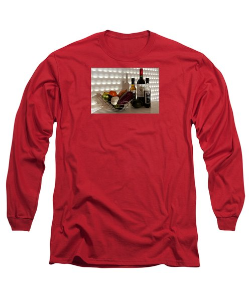 Come Dine With Me I Am Cooking Italian Tonight Long Sleeve T-Shirt