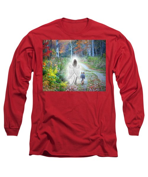 Come Walk With Me Long Sleeve T-Shirt