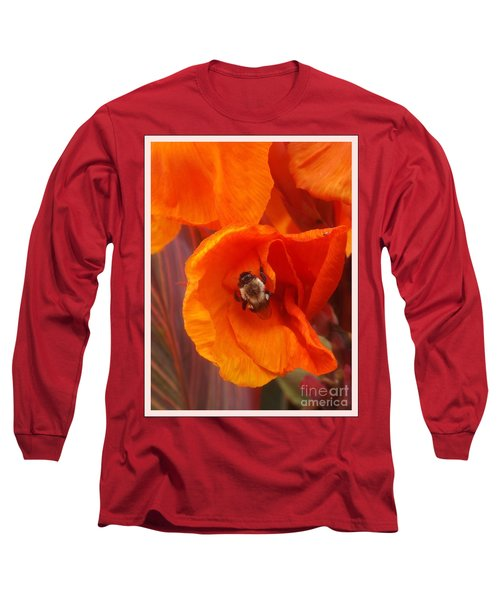 Complimenting One Another Long Sleeve T-Shirt