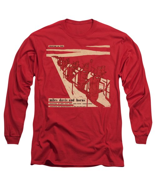 Concord Music - Davis And Horn Long Sleeve T-Shirt