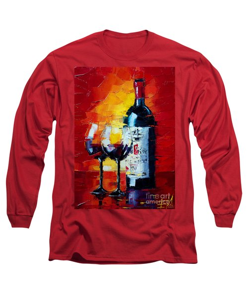 Conviviality Long Sleeve T-Shirt