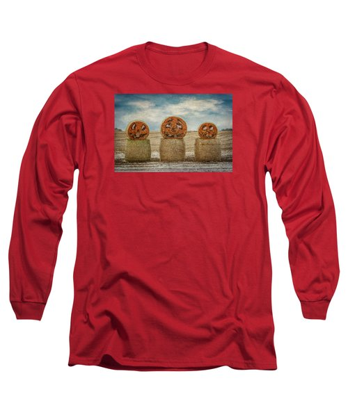 Country Halloween Long Sleeve T-Shirt