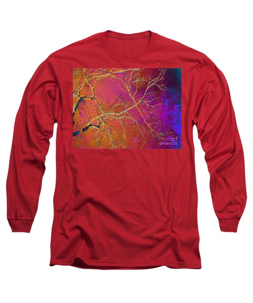 Crackling Branches Long Sleeve T-Shirt