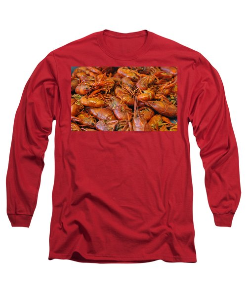 Crawfish Boil Long Sleeve T-Shirt