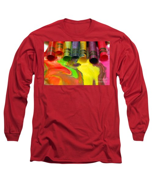Crayon Cooperation Long Sleeve T-Shirt