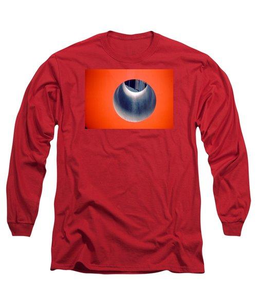 Cube Long Sleeve T-Shirt by John Schneider