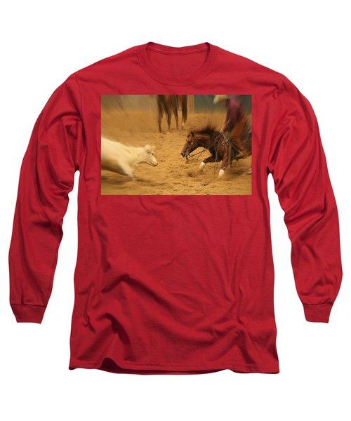 Cutting Horse 8 Long Sleeve T-Shirt