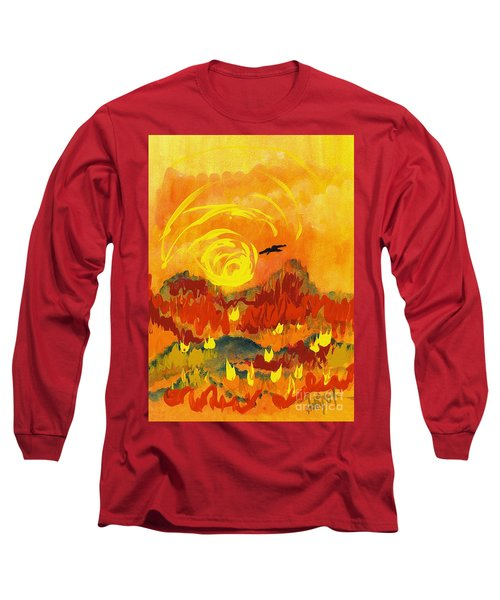 D'agony Long Sleeve T-Shirt