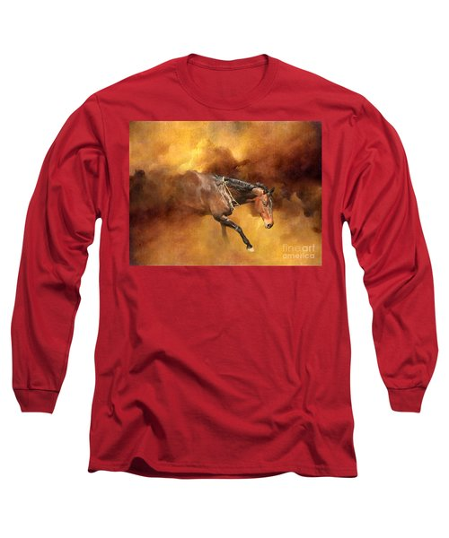 Dancing Free II Long Sleeve T-Shirt