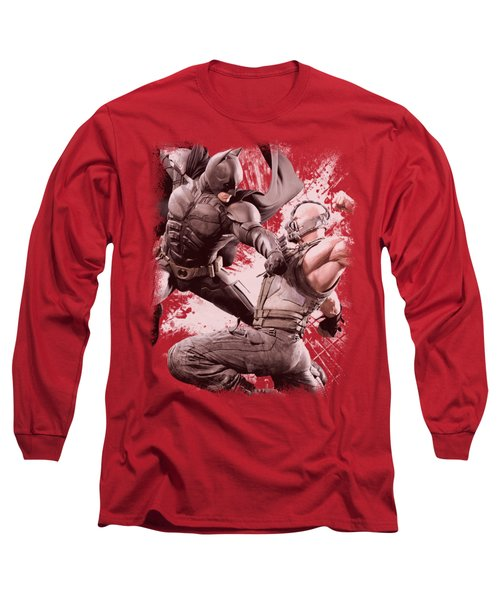 Dark Knight Rises - Final Fight Long Sleeve T-Shirt