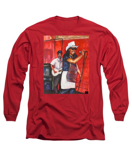 David And Buck Long Sleeve T-Shirt