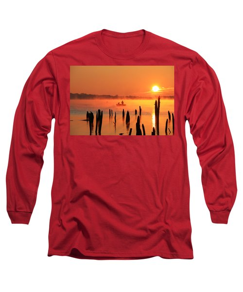 Dawn Fishing Long Sleeve T-Shirt