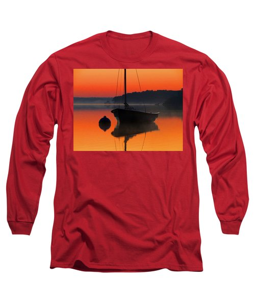 Long Sleeve T-Shirt featuring the photograph Dawn's Light by Dianne Cowen