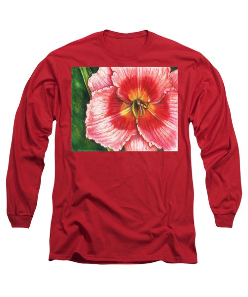 Daylily Delight Long Sleeve T-Shirt