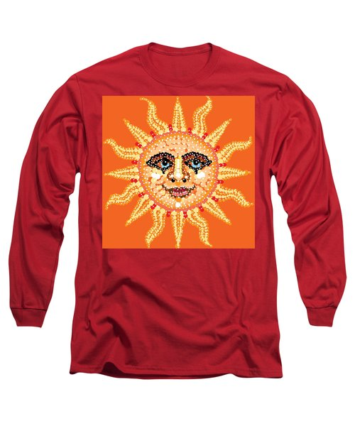 Dazzling Sun Long Sleeve T-Shirt