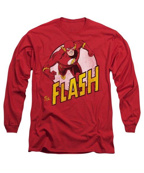 Dc - The Flash Long Sleeve T-Shirt
