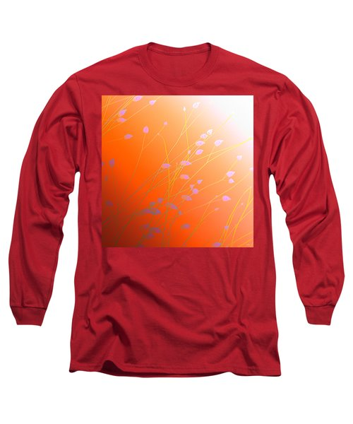 Long Sleeve T-Shirt featuring the photograph Desert Flowers by Holly Kempe