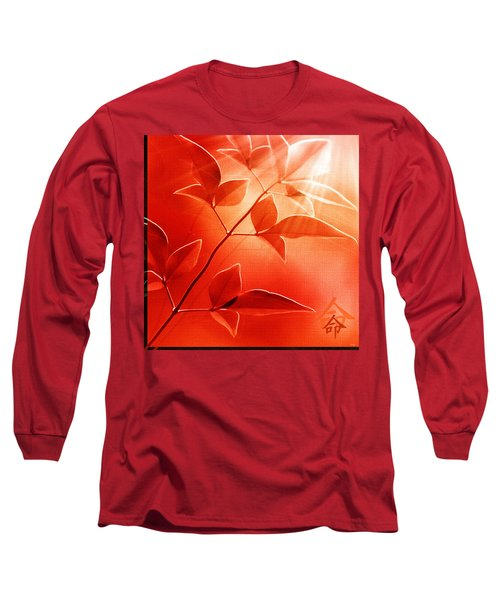 Long Sleeve T-Shirt featuring the photograph Destiny by Holly Kempe