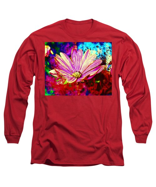 Long Sleeve T-Shirt featuring the painting Do It All Over Again by Joe Misrasi