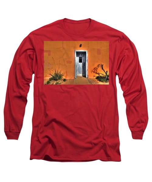 Florence Door 031911 Long Sleeve T-Shirt