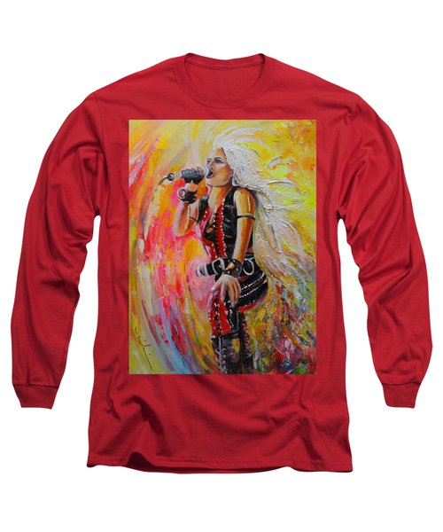 Doro Pesch Long Sleeve T-Shirt