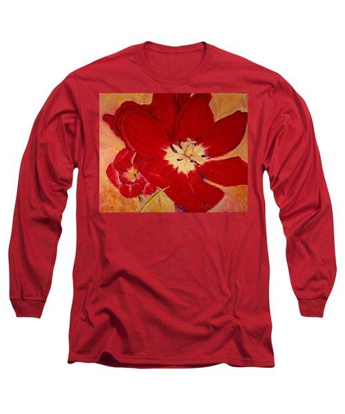 Downside One Long Sleeve T-Shirt by Jean Cormier