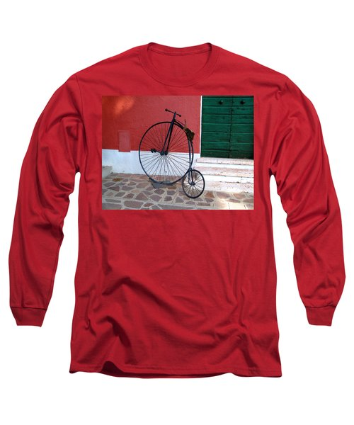 Draisina Long Sleeve T-Shirt