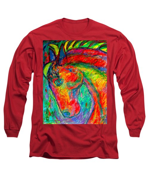 Dream Horse Long Sleeve T-Shirt