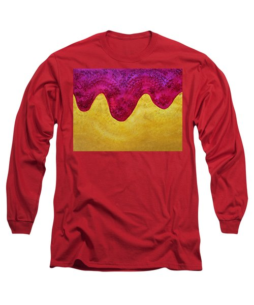 Dream Of Dunes Original Painting Long Sleeve T-Shirt