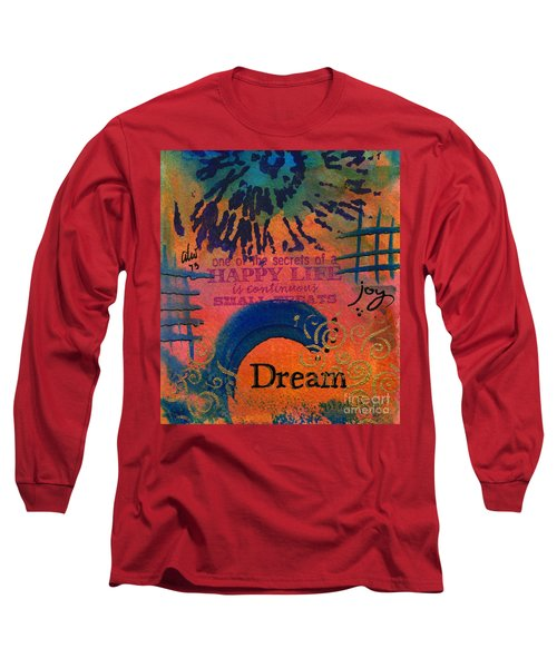 Dreams Of Joy Long Sleeve T-Shirt