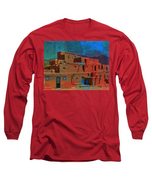 Dreams Of Taos Long Sleeve T-Shirt