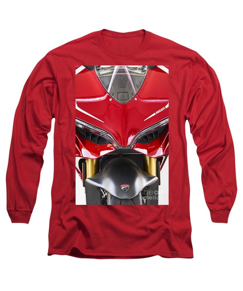 Ducati-unplugged V11 Long Sleeve T-Shirt