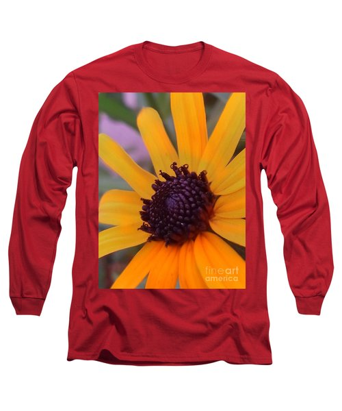 Early Morning Susan Long Sleeve T-Shirt