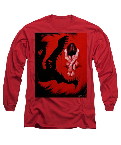 Eater Long Sleeve T-Shirt