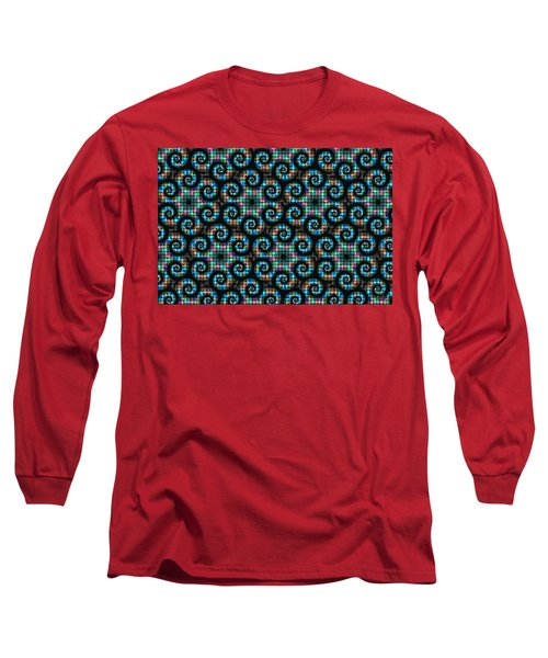 Ecosystem Long Sleeve T-Shirt by Manny Lorenzo